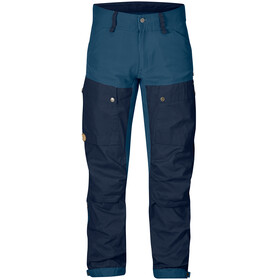 Fjällräven Keb Pants Men blue